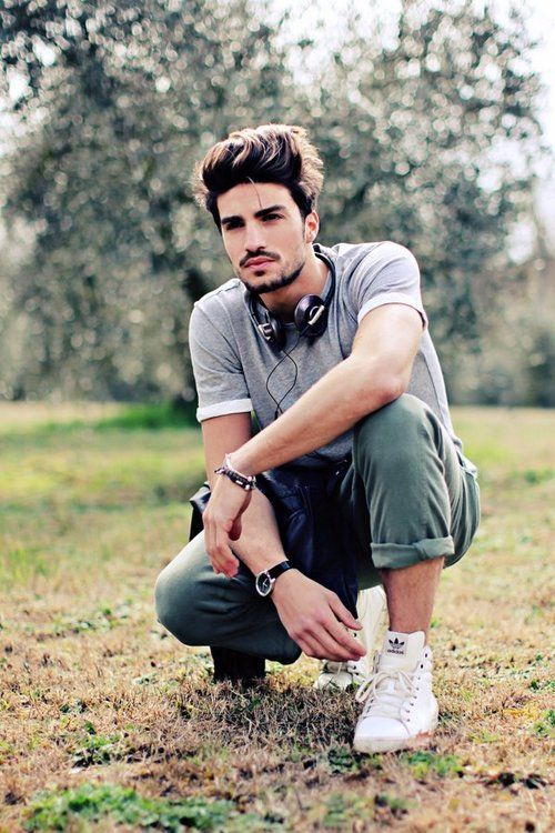 Mariano Di Vaio / male models                                                                                                                                                                                 More