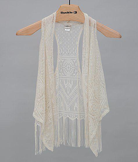 Daytrip Lace Vest at Buckle.com