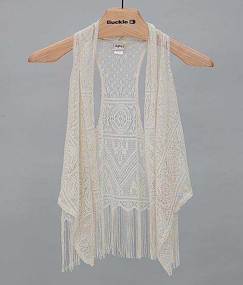 On its way - Daytrip Lace Vest