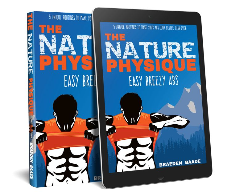 "Take your abs to the next level with ""The Nature Physique: Easy Breezy Abs""- now available for download at Amazon.com . . . #nature #fitness #workoutmotivation #motivation #gym #natural #allnatural #exercise #sexy #giveaway #abs #lifehack #forest #newbook #ebook #freestuff #fitlife #malemodel #kindle #naturelovers #free #fit #healthy #sixpack #nutritious #zen #meditate #namaste"