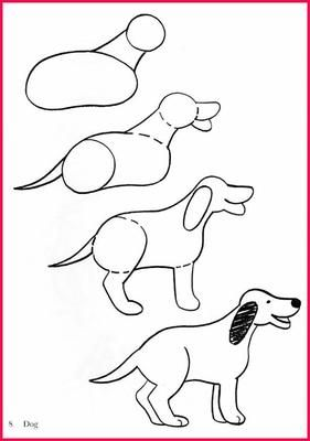 Worksheet. Ms de 25 ideas increbles sobre Dibujos faciles de perros en