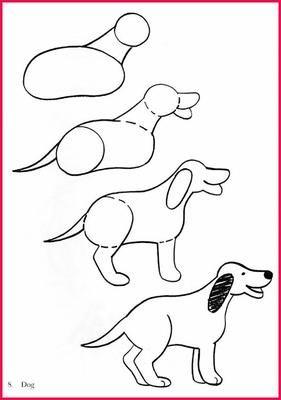 Como Hacer Dibujos Faciles A Lapiz Paso A Paso Aprende A Dibujar