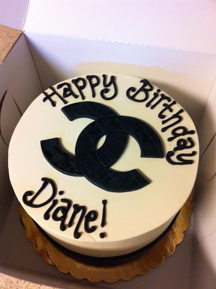Chanel birthday cake | Coco Chanel Birthday ideas ...