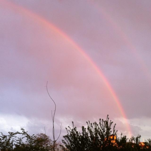 Rainbow in Cluj-Napoca