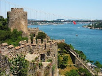 Rumeli Fortress, apparently worth the trek-ISTANBUL/TURKEY