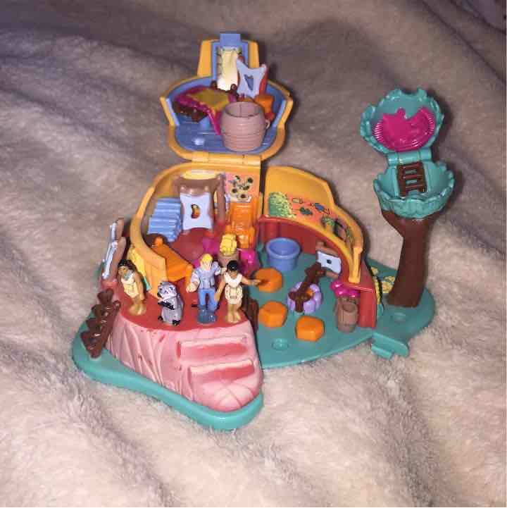 Vintage Disney Polly Pocket Complete Set As Far As I Know And In Great Condition Will Bundle Polly Pocket Dolls Childhood Toys Polly Pocket
