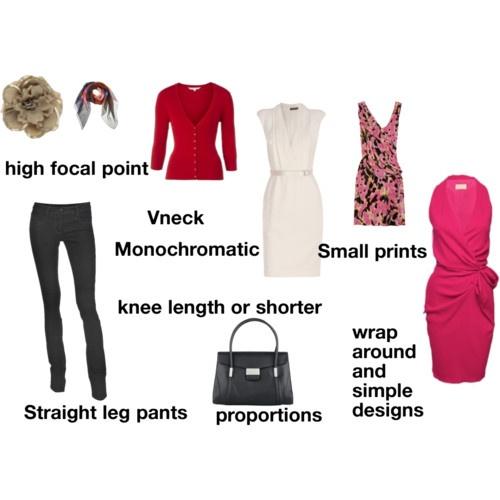 kledingregels voor kleine vrouwen