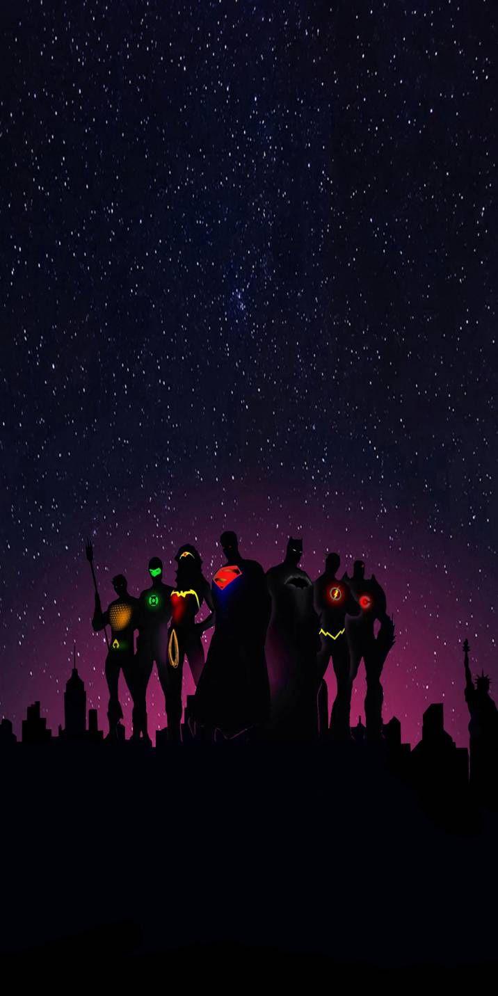 Justice League Dc Comics Wallpaper Superhero Wallpaper Marvel Superheroes