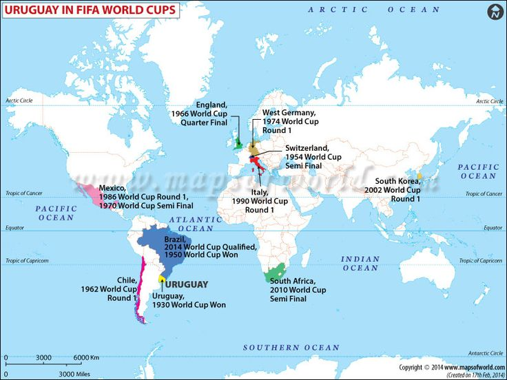 Uruguay National Football Team 2014