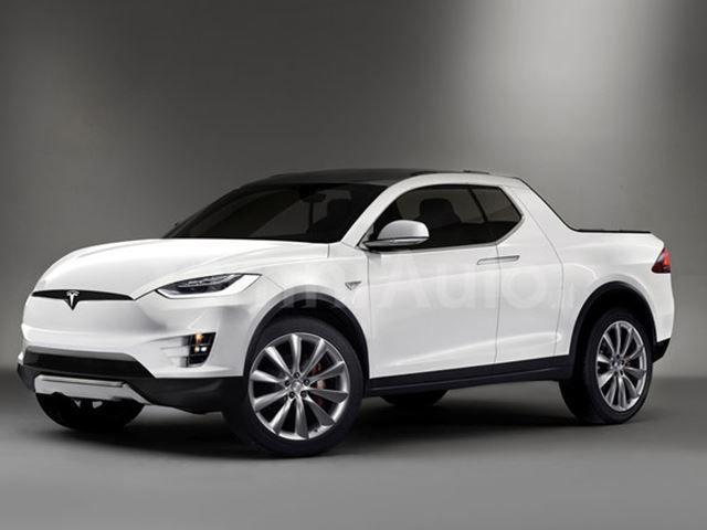 Unique 2019 Tesla Model U Electric Pickup Truck
