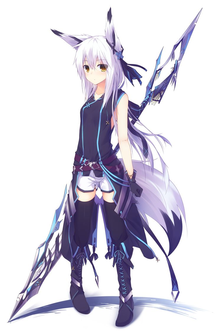 1000 ideas about anime wolf drawing on pinterest anime - Wolf girl anime pictures ...