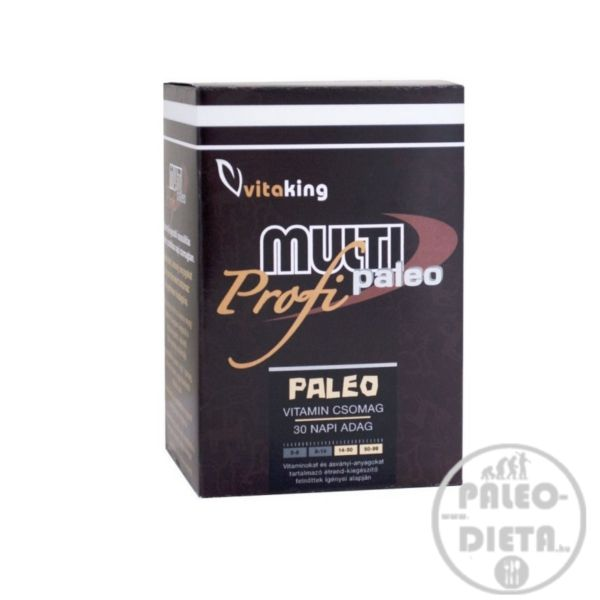 Paleo profi multivitamin csomag | Paleo-Diéta.hu