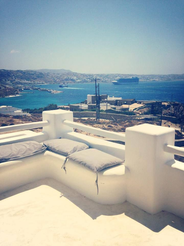 Amazing view from Rocabella!!