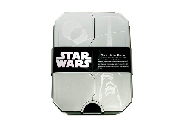 Jedi Path electronic packaging