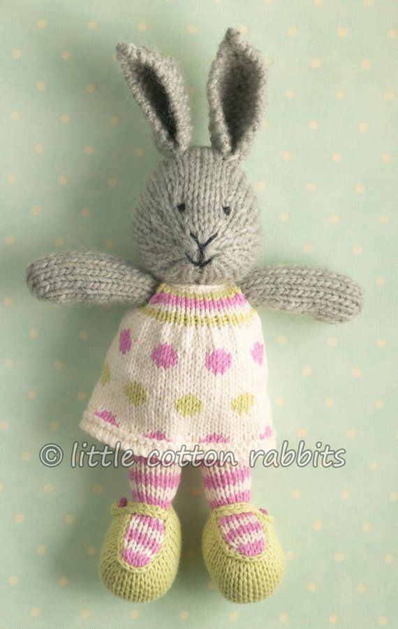 Tallulah by LCRknitted on Etsy