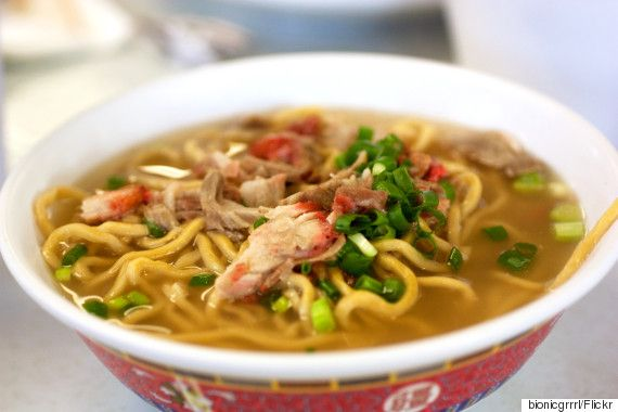 Saimin is Hawaii's version of classic Asian noodle dishes, taking elements of Japanese, Chinese and Filipino dishes to create a unique bowl of Hawaii.
