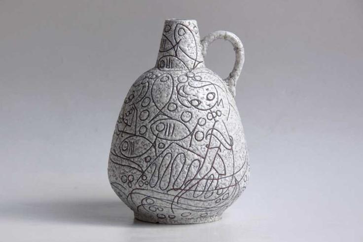"""Vase """"Filigran""""  (Adele Bolz for Ruscha)"""