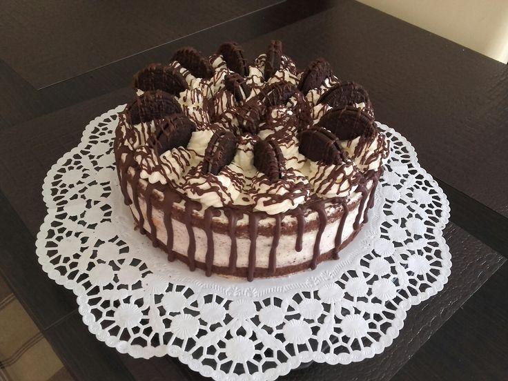 Oreos torta