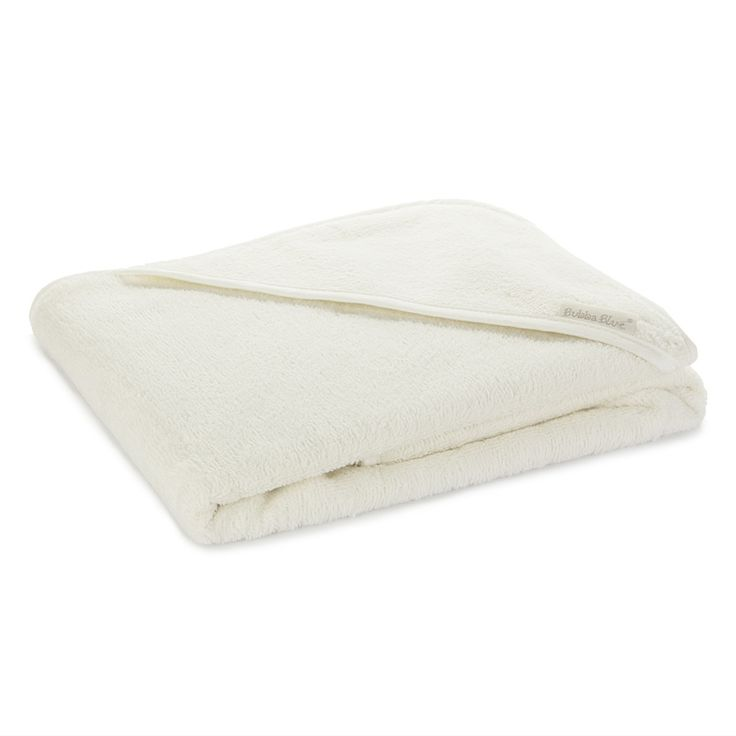 Bubba Blue - Organic Cotton Hooded Towel | Peter's of Kensington
