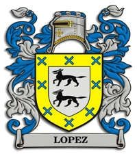 Escudo de Armas de  Lopez