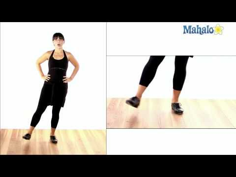 How to Tap Dance: Quadruple-Time Step - YouTube