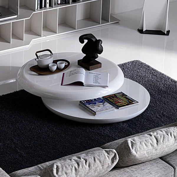 tavolini salotto bianchi - Cerca con Google