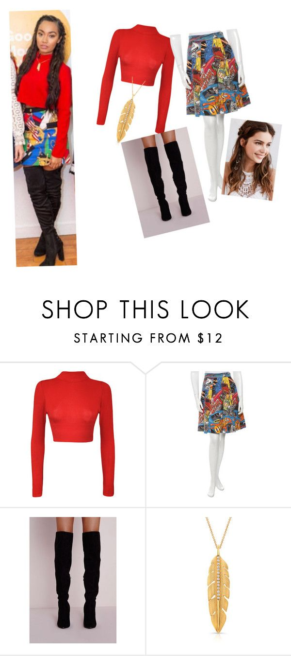 """Recreation of little mix"" by maddy-lane235 on Polyvore featuring WearAll, J.W. Anderson and REGALROSE"