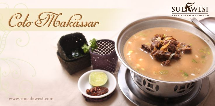 Hmm yummy this is the specialty of Sulawesi