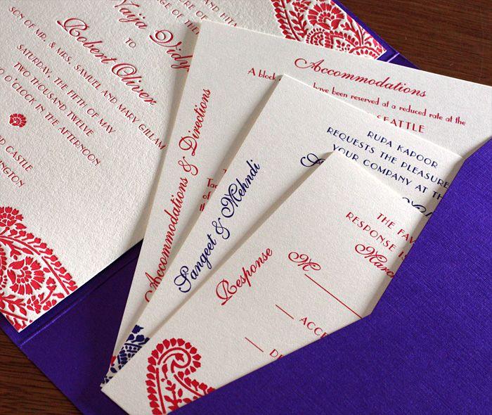 naija letterpress wedding invitation by invitations by ajalon