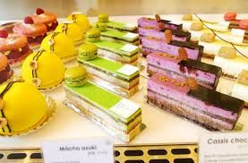Hungry ? the best bakeries & patisseries around the global village PÂTISSERIE SADAHARU AOKI , PARIS , FRANCE , TOKYO , JAPAN
