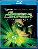 Green Lantern: First Flight [Blu-ray] [English] [2009]