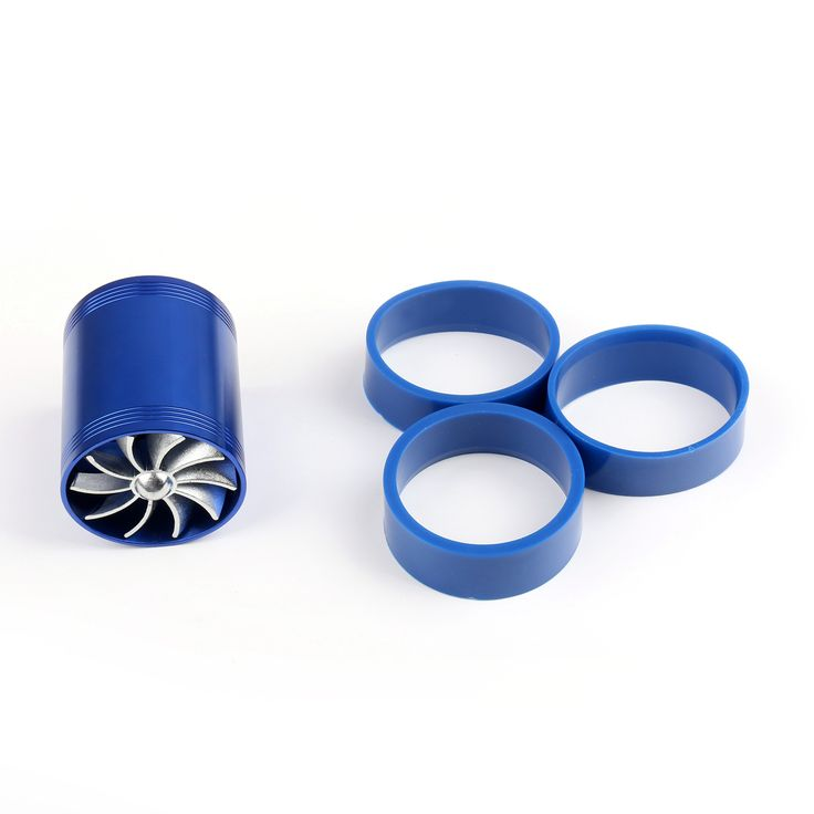 Mad Hornets - Double Propeller Turbo Supercharger Air Intake Fuel Saver ECO Fan Blue, $25.99 (http://www.madhornets.com/double-propeller-turbo-supercharger-air-intake-fuel-saver-eco-fan-blue/)