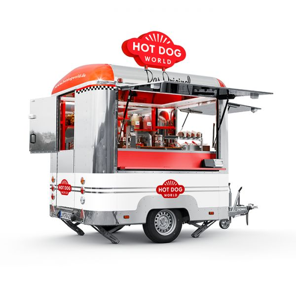Food Network Hot Dog Bar