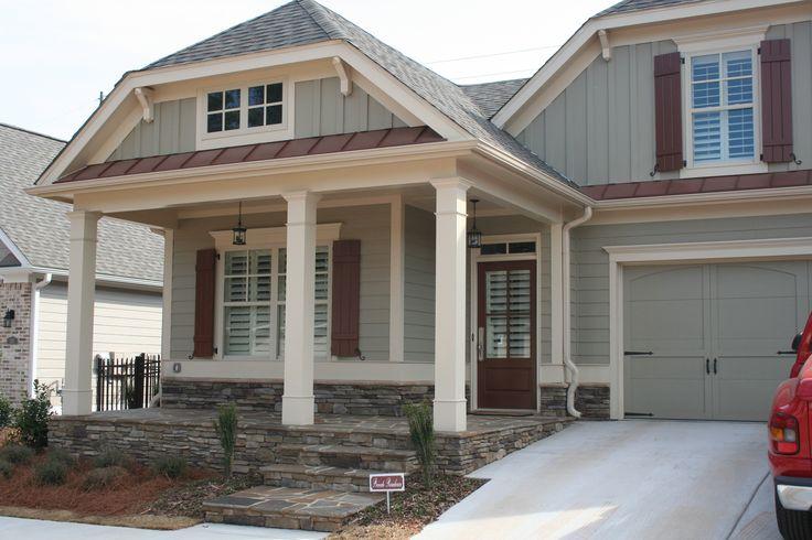 28 exterior paint colors putty - Exterior white trim paint pict ...