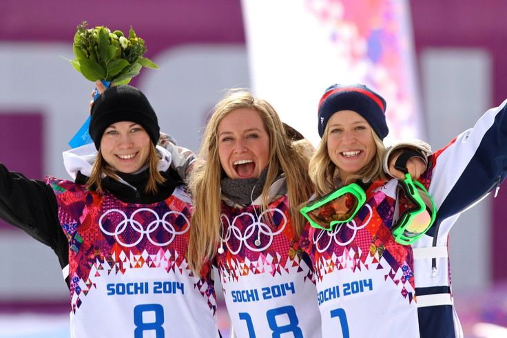 Team GB's Jenny Jones wins bronze at Sochi 2014 - Britain's first ever winter sports Olympic medal won on snow