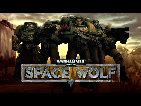 Warhammer 40,000: Space Wolf (by HeroCraft Ltd.) - HD Gameplay Trailer - YouTube
