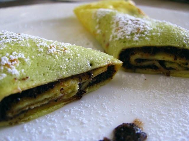 Mohn-Powidl-Palatschinken | Nachtische / desserts | Pinterest