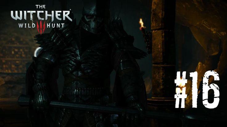 The Witcher 3: Wild Hunt - Playthrough Part 16: Wandering In The Dark