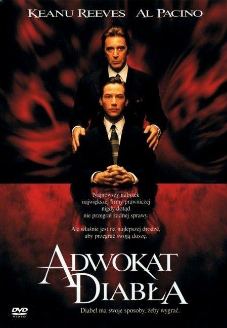 Adwokat diabła (1997)  | Kevin Lomax - wybitny adwokat, skuszony intratną propozycją pracy, przeprowadza się do Nowego Jorku. Nie zdaje sobie jednak sprawy z tego, kim jest jego chlebodawca.