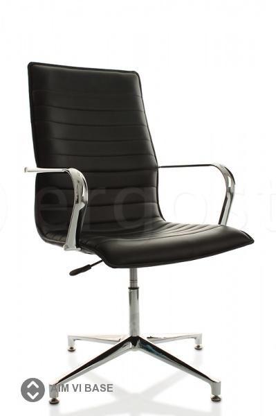 Aim Vi base - офисное кресло без колес, обладающее повышенной степенью прочности