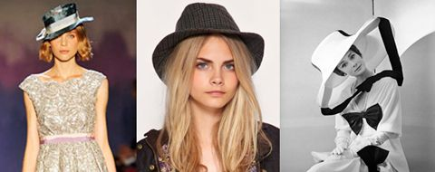 Появившиеся в Средние Века: широкополая шляпа, панама, сомбреро, гаучо, ток, феска