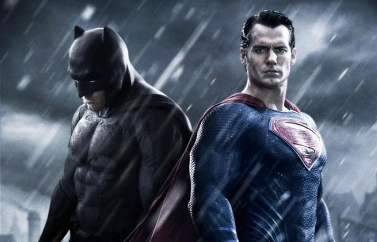Nélio Neves: Batman vs Superman leaked trailer