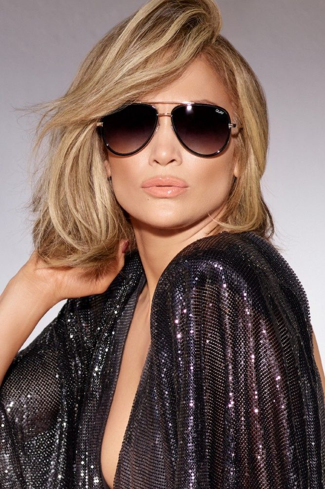 QUAY All In Sunglasses Black