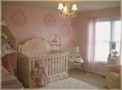 17 images about shabby chic baby nursery on pinterest. Black Bedroom Furniture Sets. Home Design Ideas