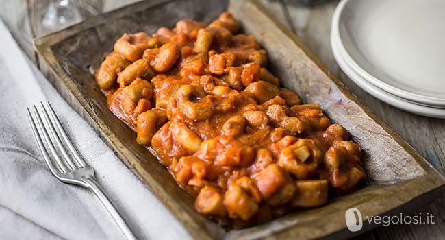 I pisarei e fasò sono un piatto tipico del piacentino e oggi vi presentiamo qui la nostra versione in chiave vegan, piena di gusto