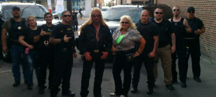 341 best images about dog the bounty hunter dog beth for How many kids do dog and beth have