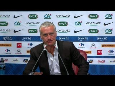 Equipe de France : Deschamps a dévoilé la liste des joueurs retenus pour le match contre l'Uruguay
