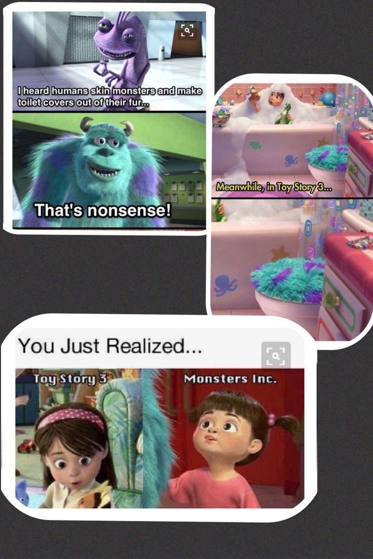 Monsters Inc 2 Boo Grown