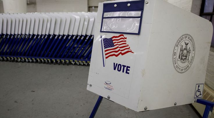 Americans will hold the first presidential election in 50 years without the full protections of the Voting Rights Act.
