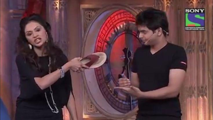 Sidharth as Arshad ( Comedy Circus Crew ), Poorvi as Archana | Sidharth ...